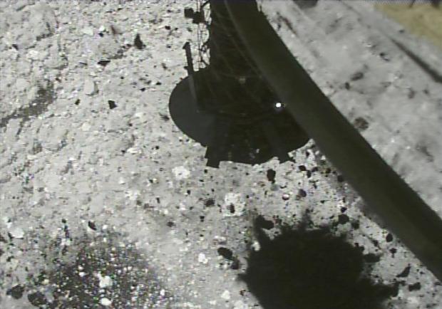 「はやぶさ2」タッチダウン運用1 CAM-Hによる画像5
