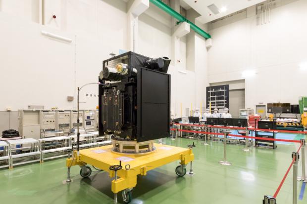 ジオスペース探査衛星(ERG)プレス公開(2016年9月29日)