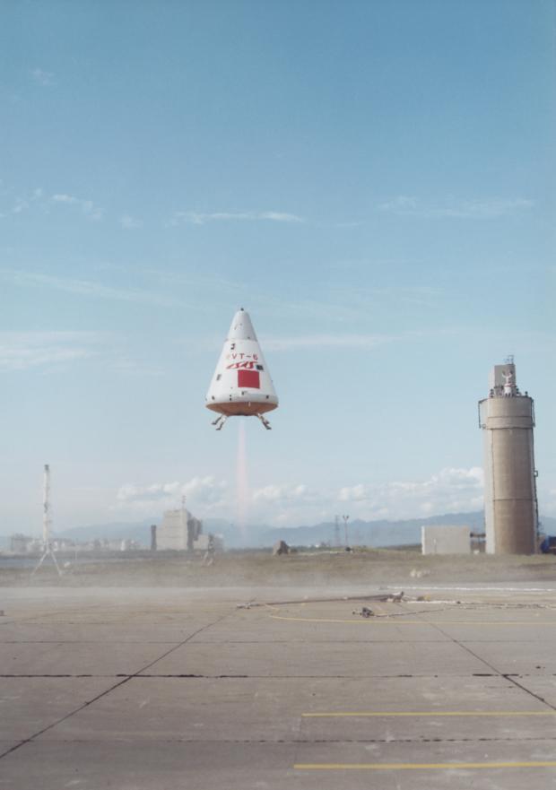 再使用ロケット RVT-6