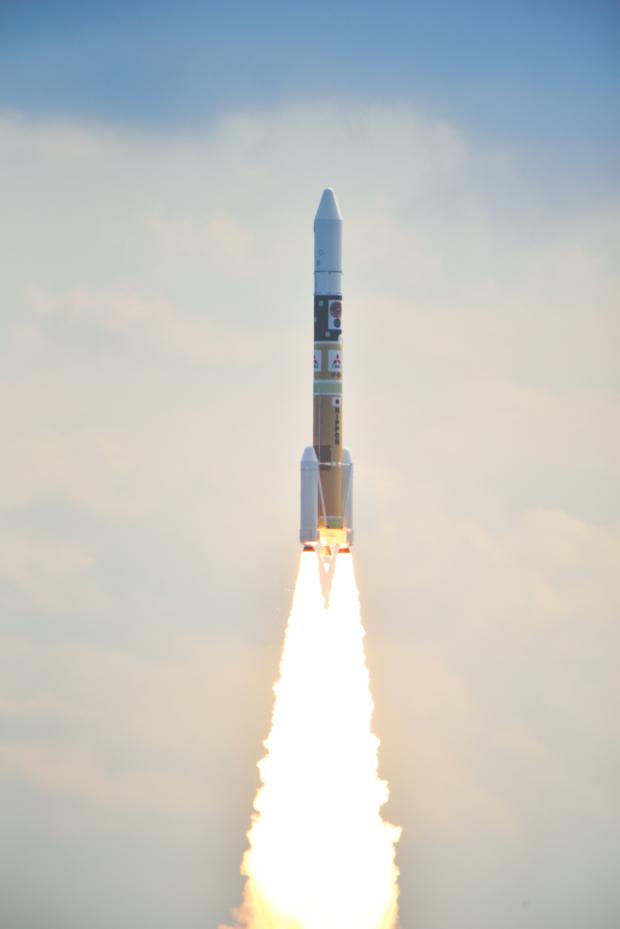 「はやぶさ2」/ H-IIAロケット26号機 打ち上げ