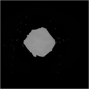「はやぶさ2」ターゲットマーカ分離運用 小惑星を周回するTM-E(赤道軌道)とTM-C(極軌道)(ONC-T)