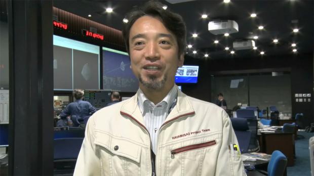 「はやぶさ2」小惑星Ryugu出発 インタビュー