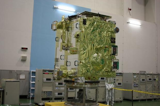 金星探査機「あかつき(PLANET-C)」記録写真