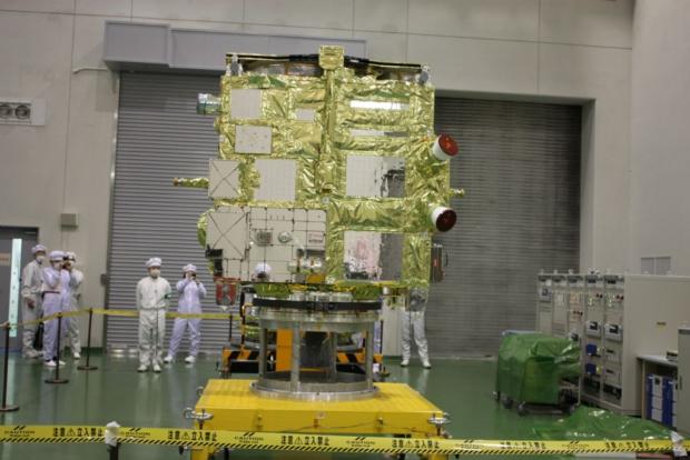 金星探査機「あかつき(PLANET-C)」記録写真 (3)