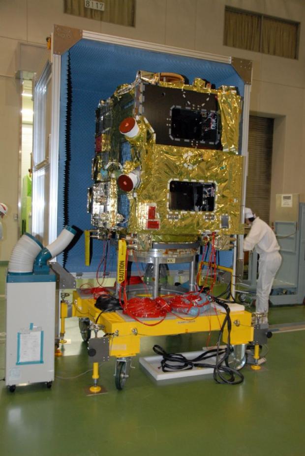 金星探査機「あかつき(PLANET-C)」総合試験